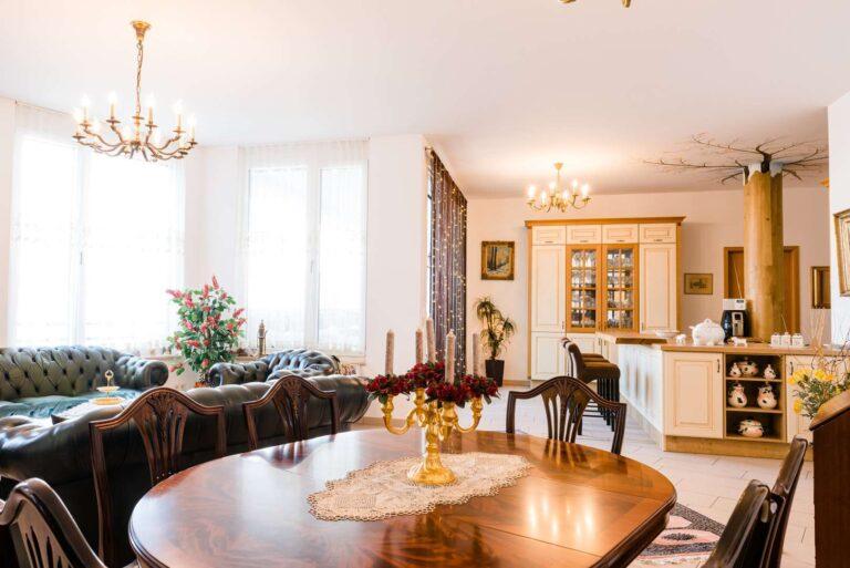 гостиная 3-х.комнатная квартира мюнхен