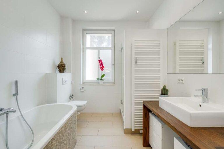 ванная 3-х комнатная квартира мюнхен