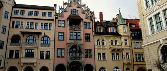 maxvorstadt-архитектура